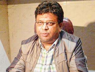 Morcha general secretary Roshan Giri