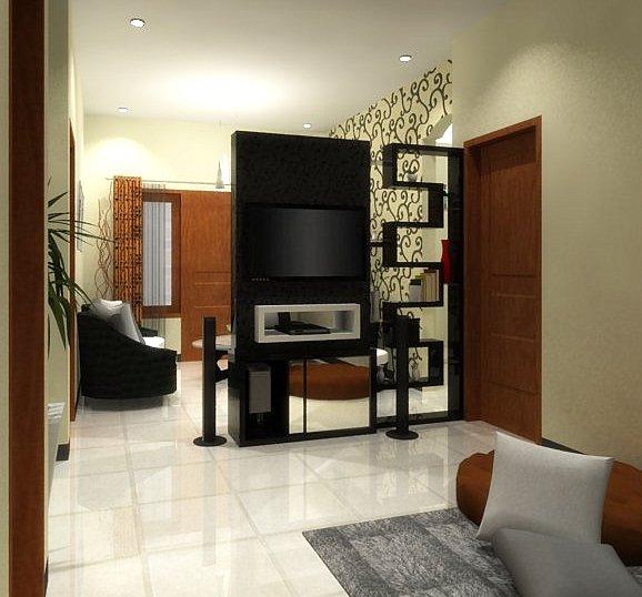 EASY LIVING INDONESIA  DESAIN LIVING ROOM IBU SITI  SIDOARJO