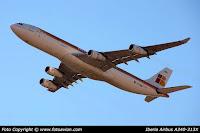 Airbus A340 / EC-HDQ