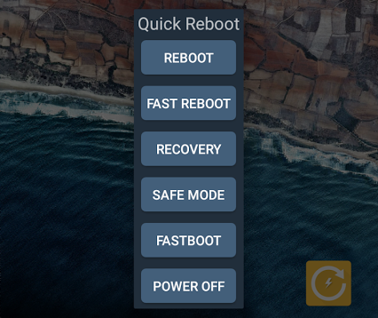 Download Quick Reboot Terbaru