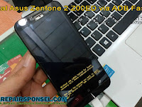 Cara Flash Asus Zenfone 2 Z00ED via ADB Fasboot
