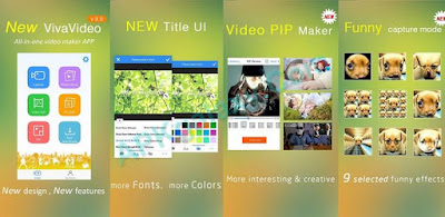 Free Download VivaVideo 5.0.3 APK for Android