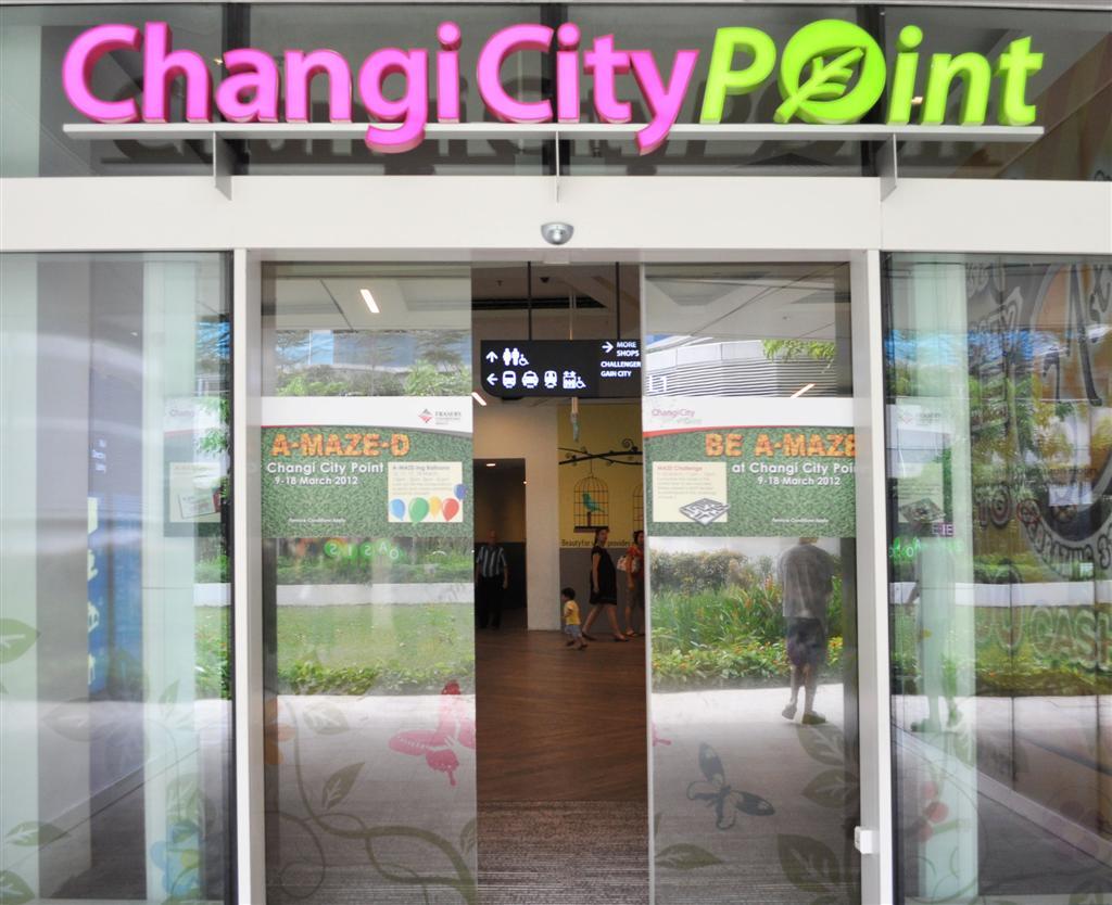 2498fcb3 Entree Kibbles: Exploring Changi City Point [Beside Expo MRT Station ...