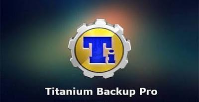 Titanium Backup Pro v7.6.1 Apk Terbaru