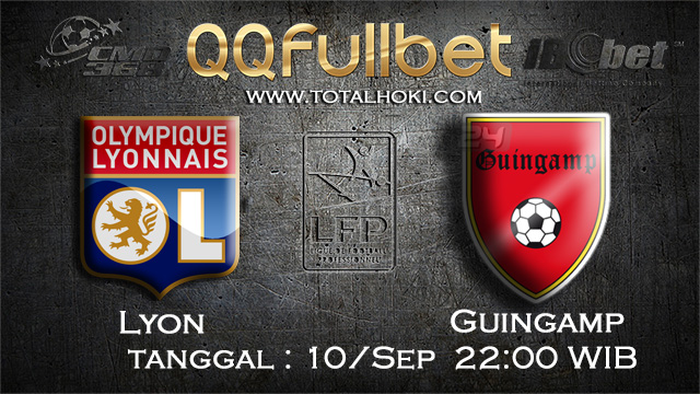 PREDIKSIBOLA - PREDIKSI TARUHAN BOLA LYON VS GUINGAMP 10 SEPTEMBER 2017 (LIGUE 1)