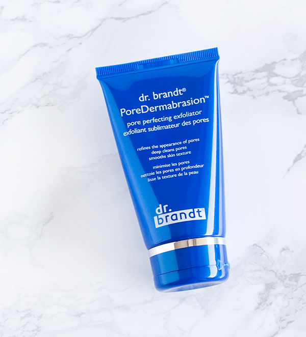 Dr. Brandt PoreDermabrasion Pore Perfecting Exfoliator Review