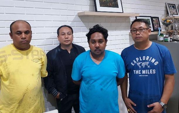BREAKING NEWS: Polisi Berhasil Ciduk Penusuk Hermansyah!