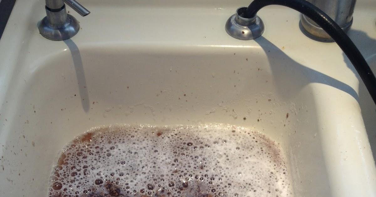 Get Kitchen Sink Unclogged