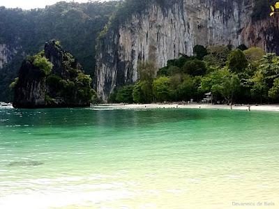 Thai Fotos Hong Island Bay e Lagoon - Tailândia