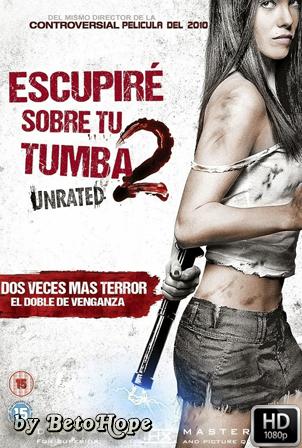 Escupire Sobre Tu Tumba 2 [1080p] [Latino-Ingles] [MEGA]