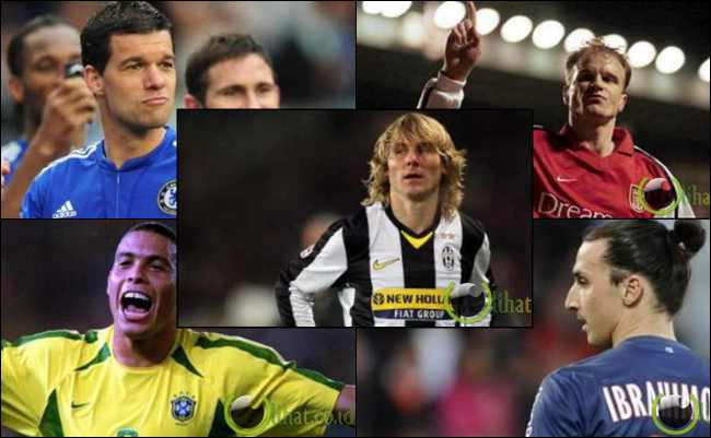 8 Pesepakbola Hebat yang tidak pernah Memenangkan Liga Champions