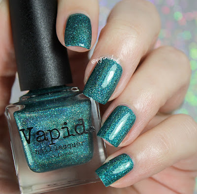 Vapid Lacquer Catch Me if You Can | XXX Dirty Holos