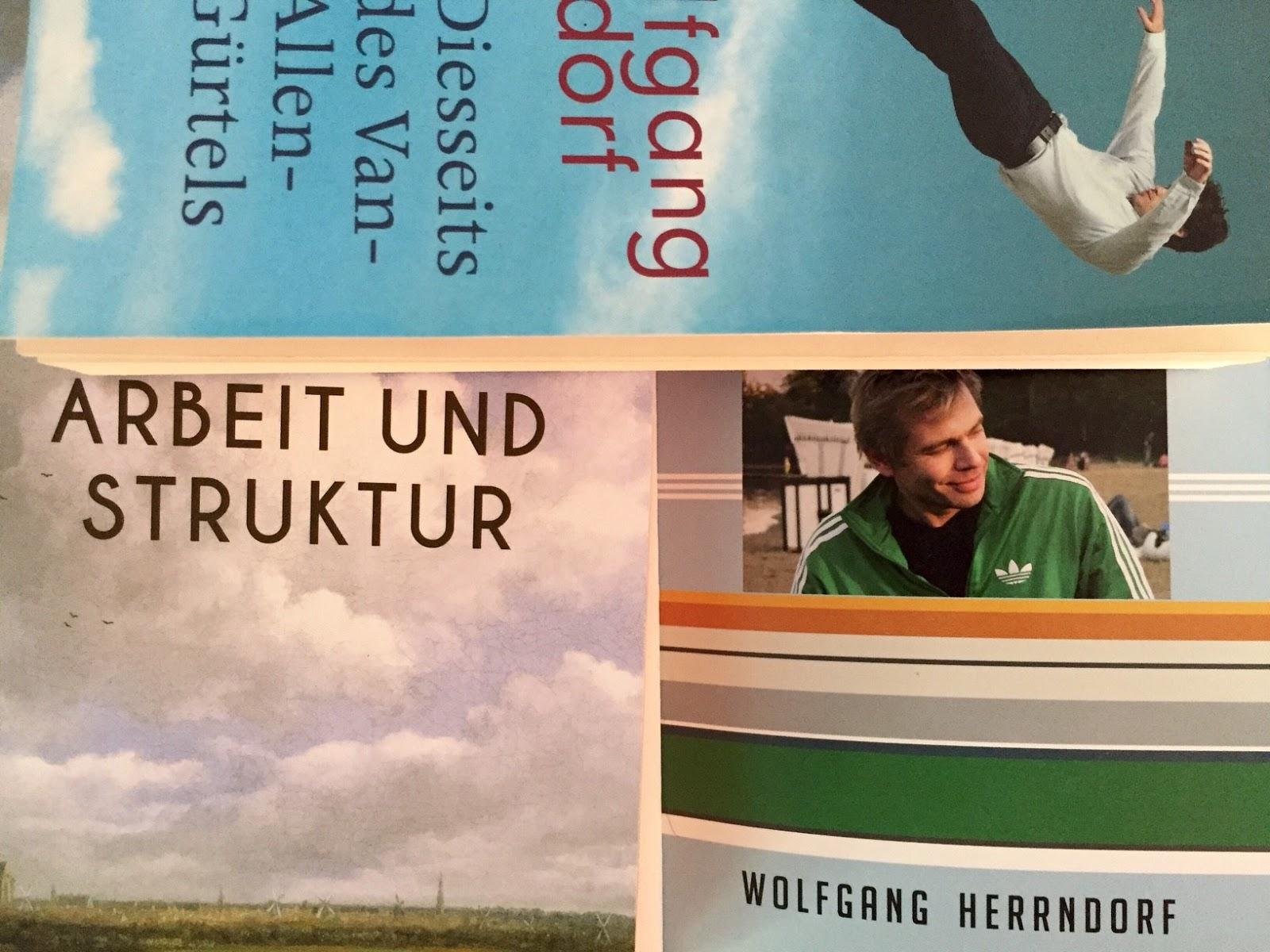 Lesenszeichen Das Wolfgang Herrndorf – Universum