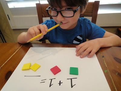 مفاهيم ما قبل العدد عند الاطفال في التعليم الاولي أو رياض الاطفال