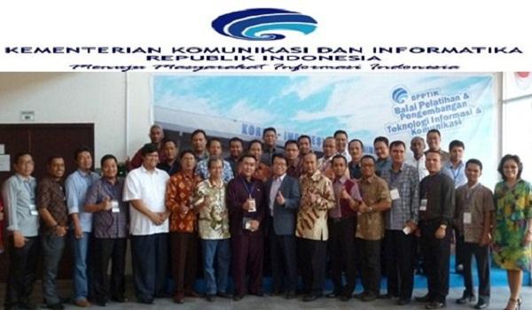 KEMENTERIAN KOMUNIKASI DAN INFORMATIKA (KOMKOMINFO) : TENAGA HUMAS PNS DAN NON PNS - INDONESIA