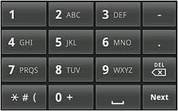 Cara Mengubah Keyword Qwerty Di Android Menjadi 3×4 Alfanumerik