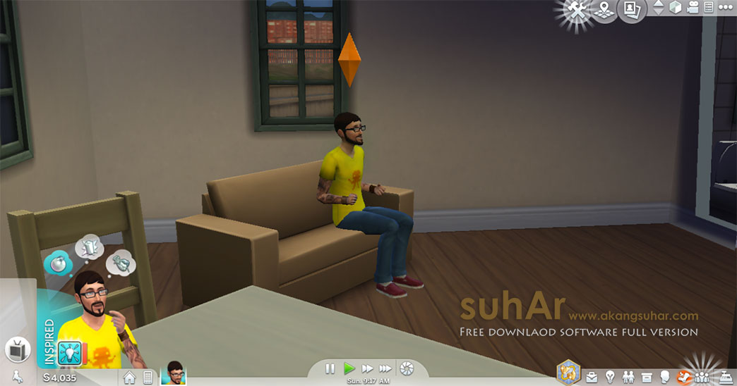 Gratis Download The Sims 4 StrangerVille PC Game Full Crack