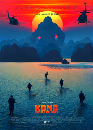 Kong Skull Island (2017) Full Hindi Movie Download HDTS Dual Audio