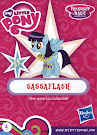 My Little Pony Wave 16B Sassaflash Blind Bag Card