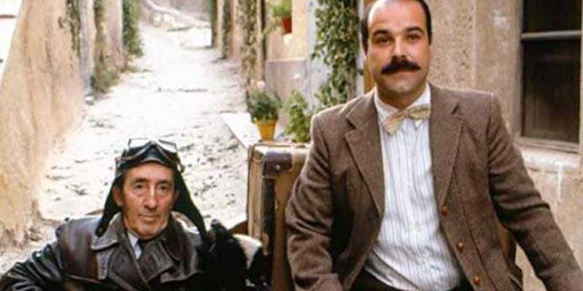 Luis Ciges y Antonio Resines en 'Amanece, que no es poco'