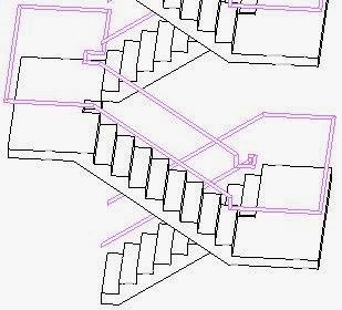 RevitCat: Revit Multistorey Railings - Story 1