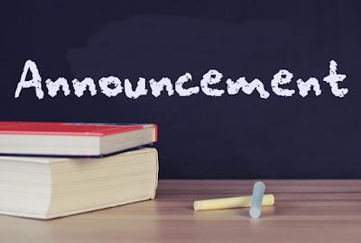 Pertemuan kali ini kita akan membahas tentang bagaimana membuat pengumuman  Materi Announcement: Pengertian, Cara Menyusun dan Contoh
