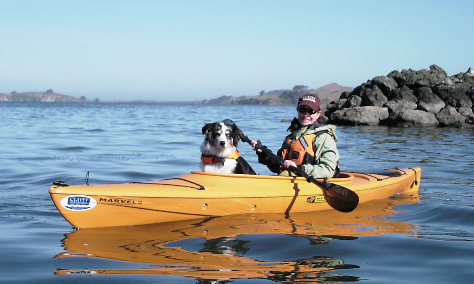 Ideas How to make a kayak go faster | Distance - photo#49
