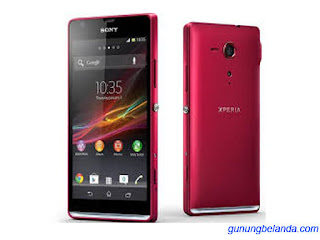 Cara Flashing Sony Xperia SP C5302