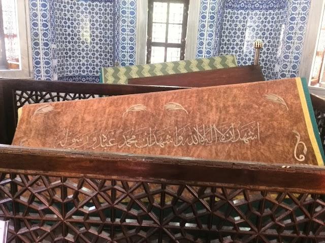 Hürrem Sultan Sandukası