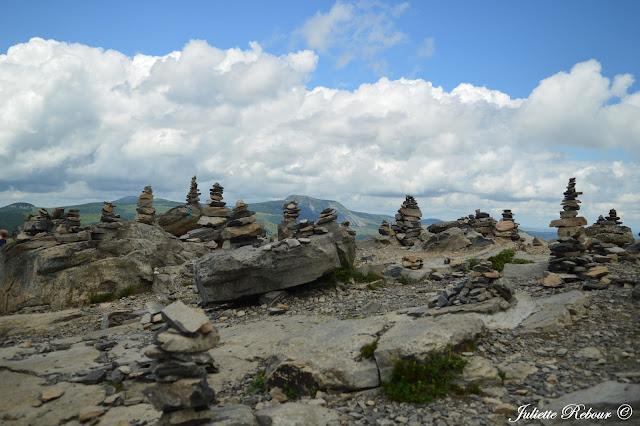 Sommet du Mont Gerbier de Jonc