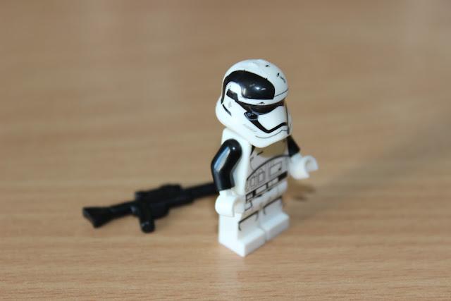 Фигурка лего Штурмовик палач Последние джедаи Звездные войны