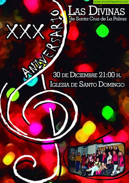 XXX aniversario Las Divinas