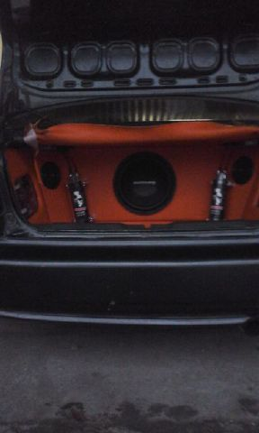 modif audio honda genio