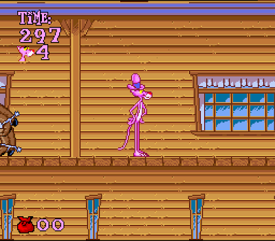 Pink Panther Game Free Download for Pc