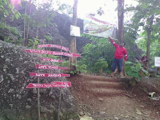 pintu masuk wisata gunung sepikul sukoharjo jawa terngah Indonesia wisataarea.com