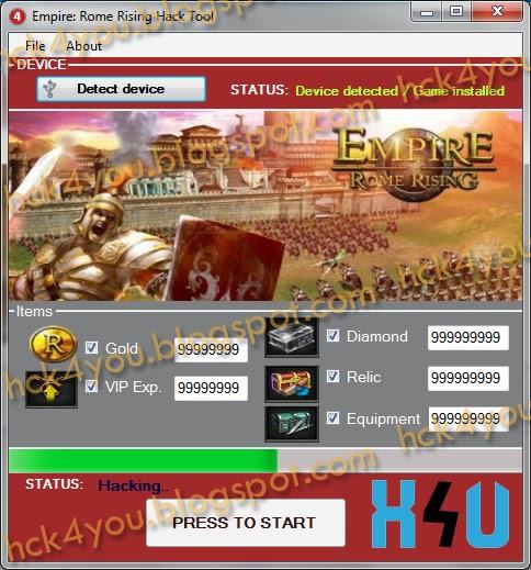 Empire:Rome Rising Hack, Cheat ~ HACK 4 YOU