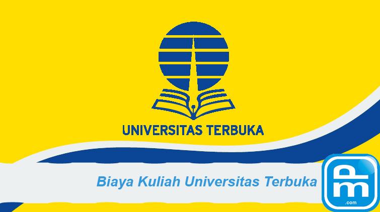 biaya kuliah universitas terbuka ut