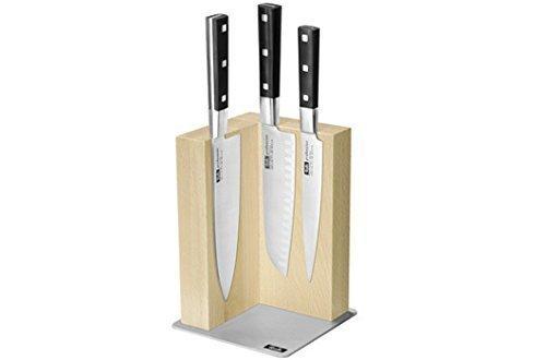 Fissler 4 piece kitchen knife set