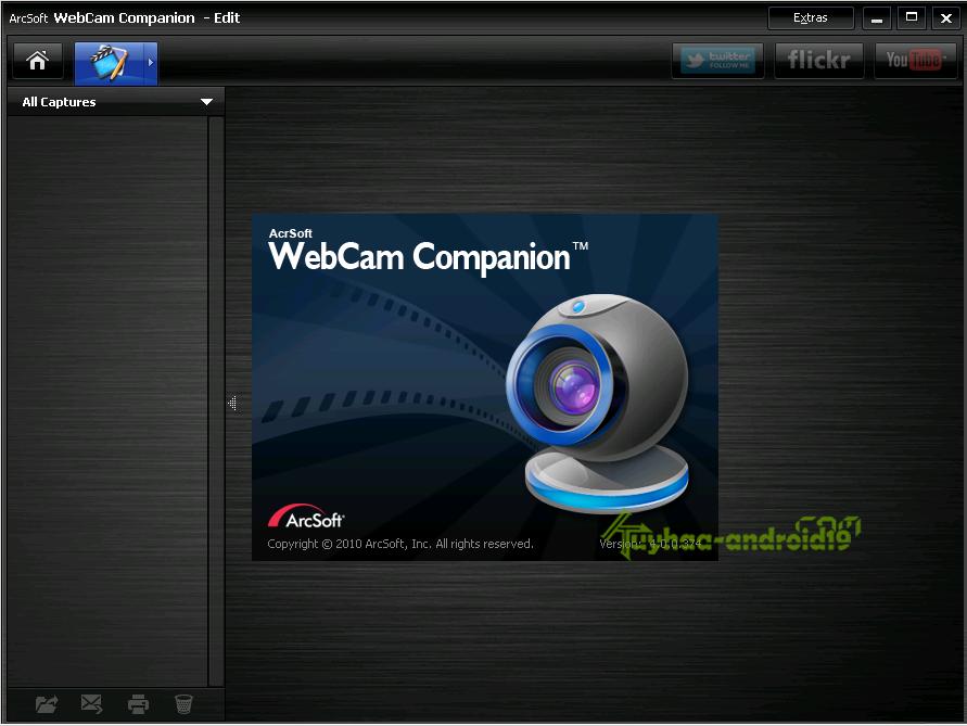 Arcsoft WebCam Companion 4.0.0.374