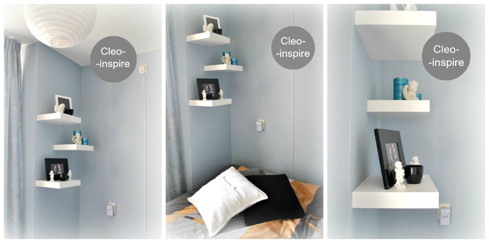 sypialnia w błękicie
