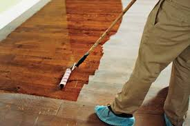 One Option For Homeowners Dealing With Old Scratched Or Otherwise Beaten Up Floors Is To Refinish Stain Them Here Are The Pros And Cons Of This