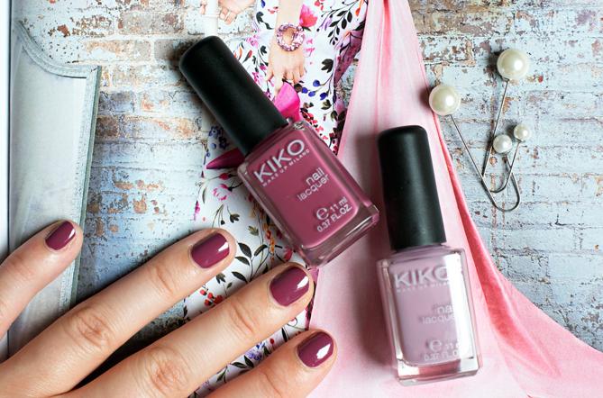 Kiko nail polish luxembourg