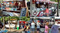 Foodtrucks en Mercado La Aldea