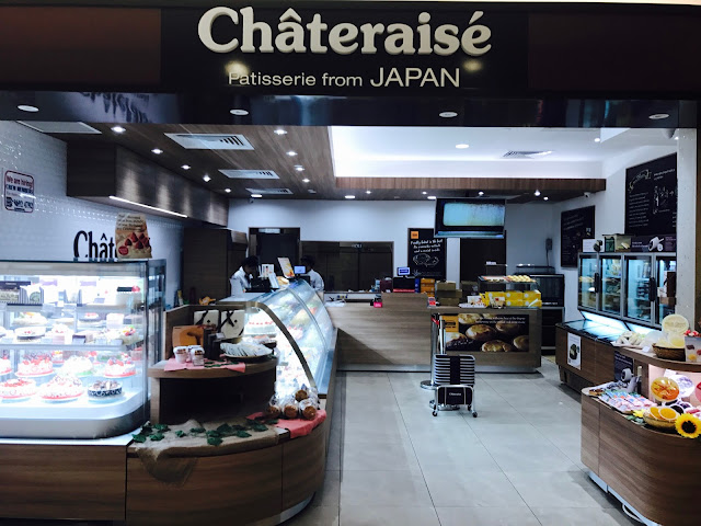 Chateraise (CityLink Mall)