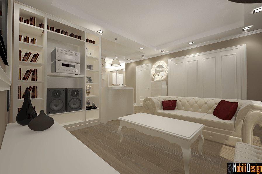 Firma - amenajari - interioare - Ploiesti | Design interior case clasice Prahova.