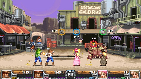Wild Guns Reloaded Pc Game Free Download