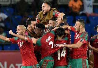 مواجهة حاسمة بين منتخب المغرب والكاميرون اليوم في تصفيات كأس أمم أفريقيا 2019