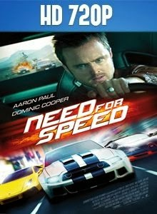 Need For Speed 720p Español Latino 2014