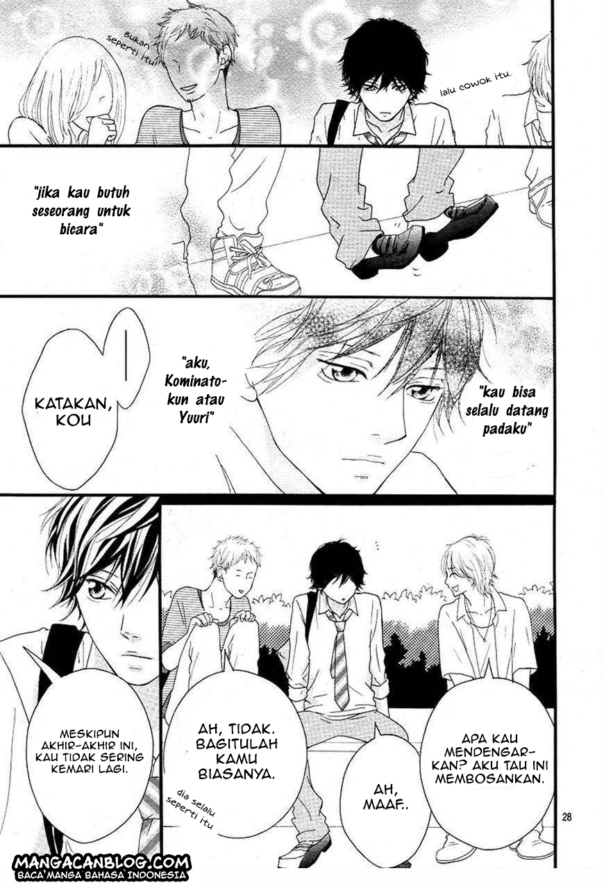 Ao Haru Ride Chapter 13-26