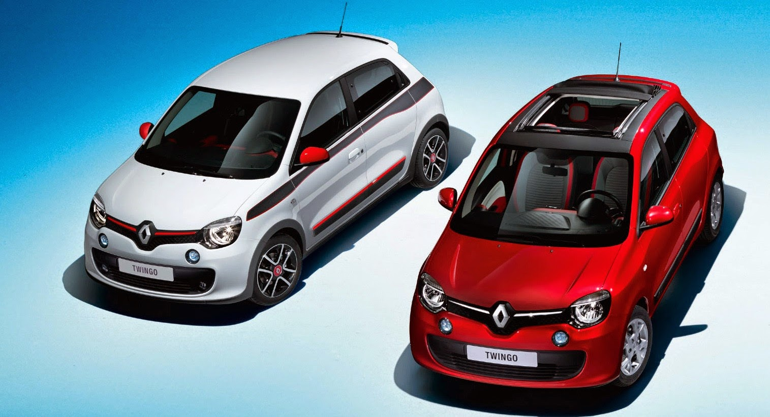 la nouvelle renault twingo 3 enfin les 5 portes one auto. Black Bedroom Furniture Sets. Home Design Ideas